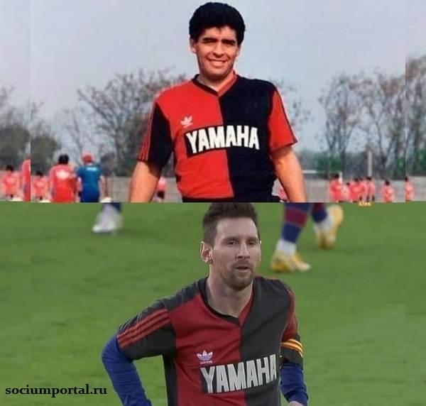 Футболка-Лионеля-Месси-и-другие-скандалы-вокруг-покойного-Диего-Марадоны-2