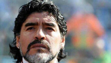 Футболка Лионеля Месси и другие скандалы вокруг покойного Диего Марадоны